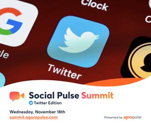 Agorapulse Social Pulse Summit