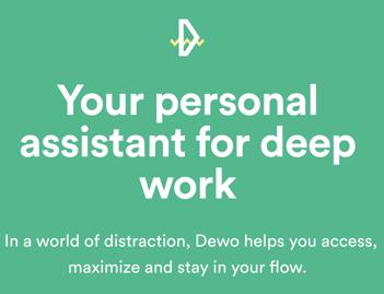 Dewo app
