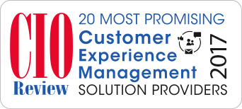 Customer Experience Management Solution Award