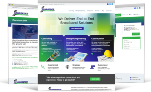 Small Business Website Graphic
