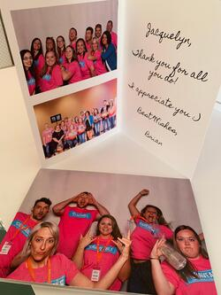 NOW Marketing Group Team SendOut Cards - Delivering Delight through Exceptional Experiencecs