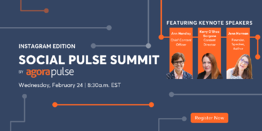 SOCIAL PULSE SUMMIT from Agorapulse