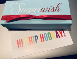 Sugarwish box of sweets - Delivering Delight through Exceptional Experiences