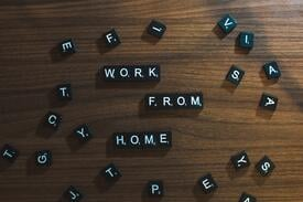 Work from home letters