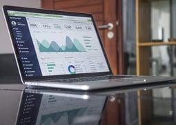 Analyzing websit data