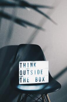Think outside the box - NOW Marketing Group blog