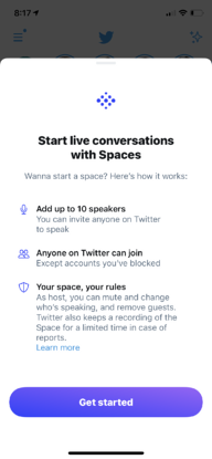 twitter spaces2