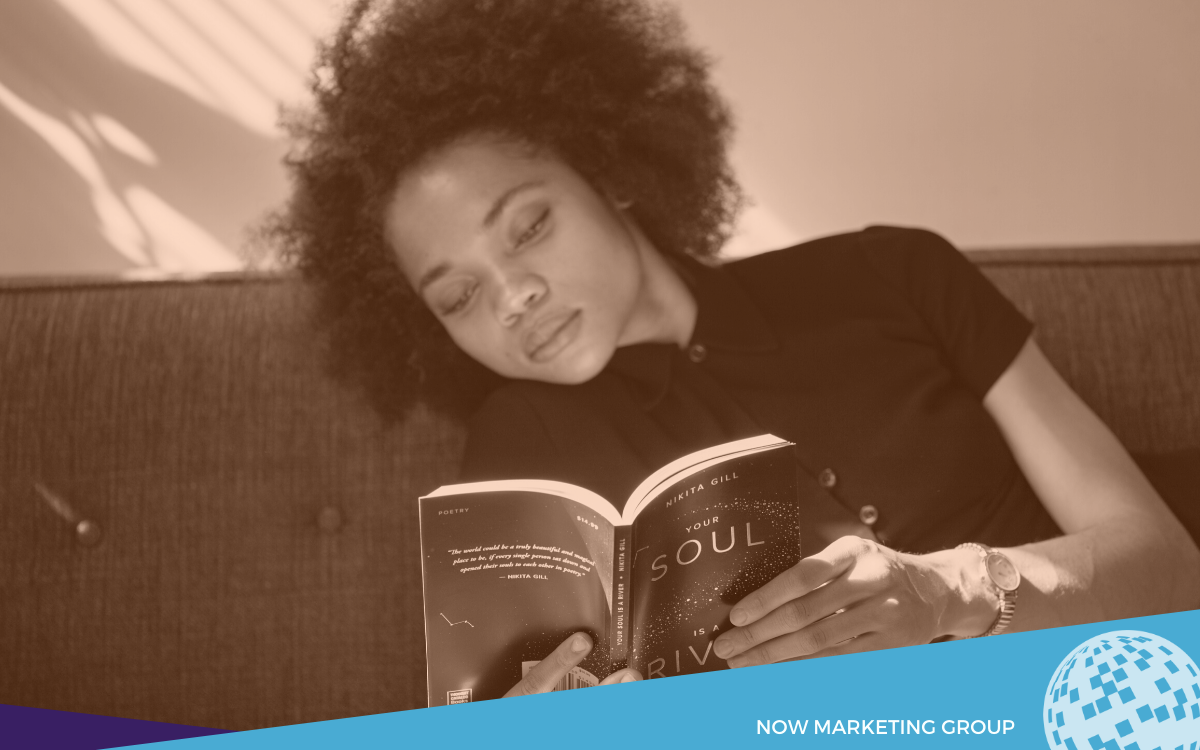 The best books for personal and professional growth NOW Marketing Group Ohio marketing agency