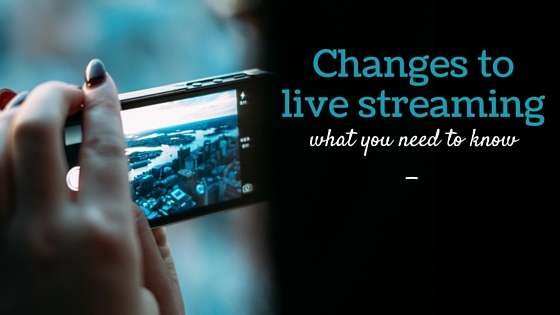 Changes-to-live-streaming