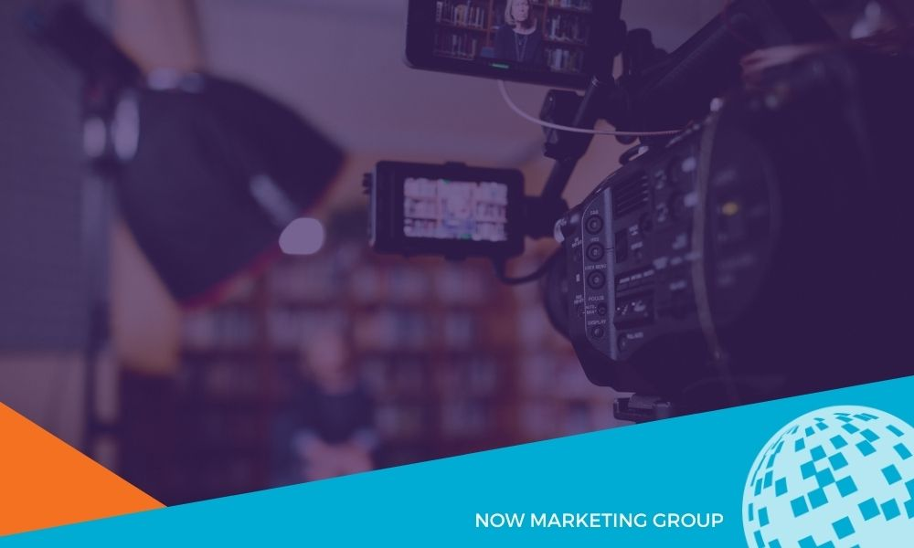 How To Inspire Action Through Your Live Stream NOW Marketing Group Blog
