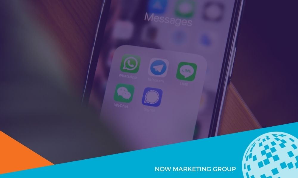 How To Master Chatbots and Messenger Marketing NOW Marketing Group Blog