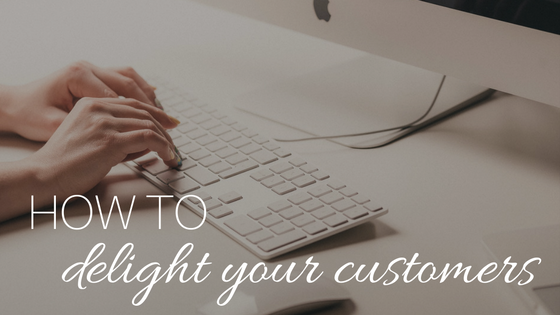 How to delight your customers. Customer service tips from NOW Marketing Group Ohio marketing agency