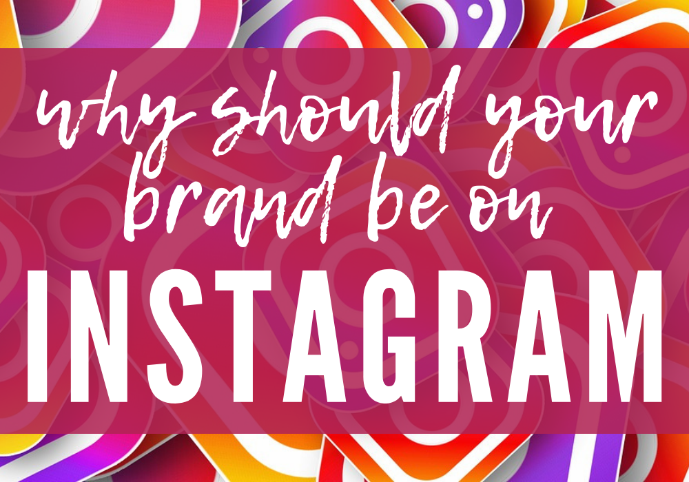 NOW Marketing Group why your business needs to be on Instagram