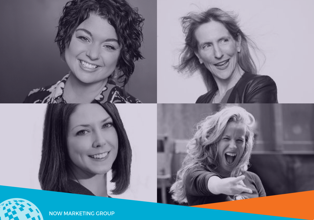 NOW Marketing Group - Women Who Lead: Live Stream with Jessika Phillips, Kathy Klotz-Guest, Judi Fox, and Kelly Noble Mirabella