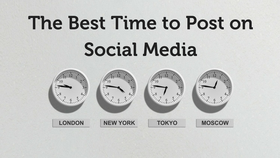 The-Best-Time-to-Post-on-Social-Media