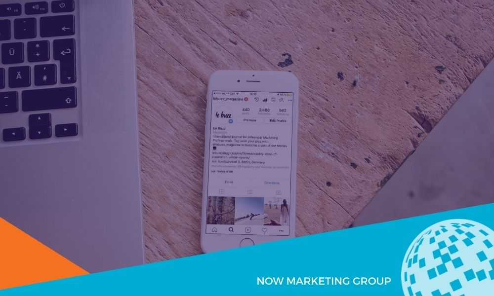 NOW Marketing Group | Photo by @le_buzz on @Unsplash