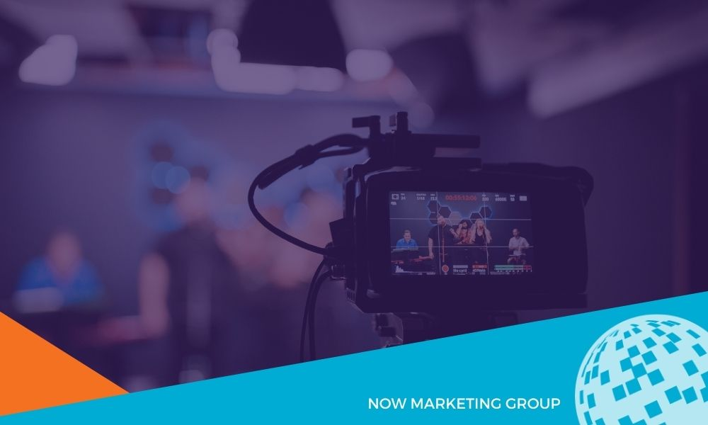 How To Increase Your Confidence On Camera NOW Marketing Group Blog