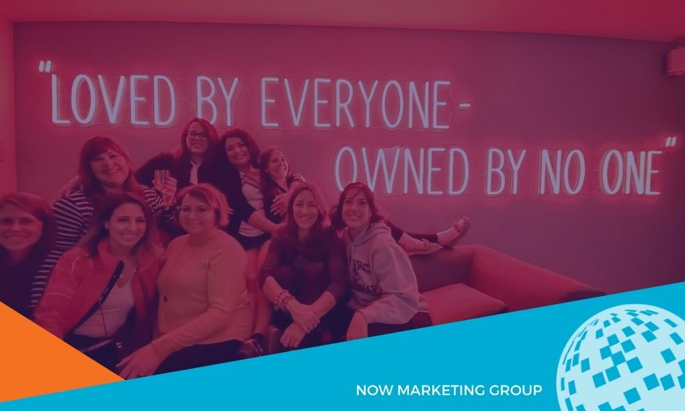 NOW Marketing Group Culture of Delight